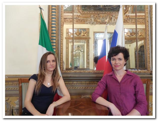 Интервью: Виктория Петрова и Ирина Осипова