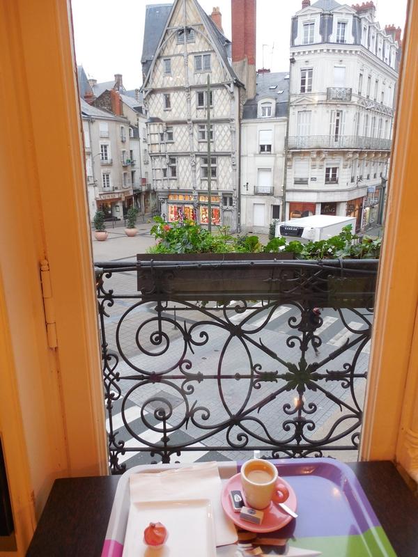 Жизнь во Франции. Анже